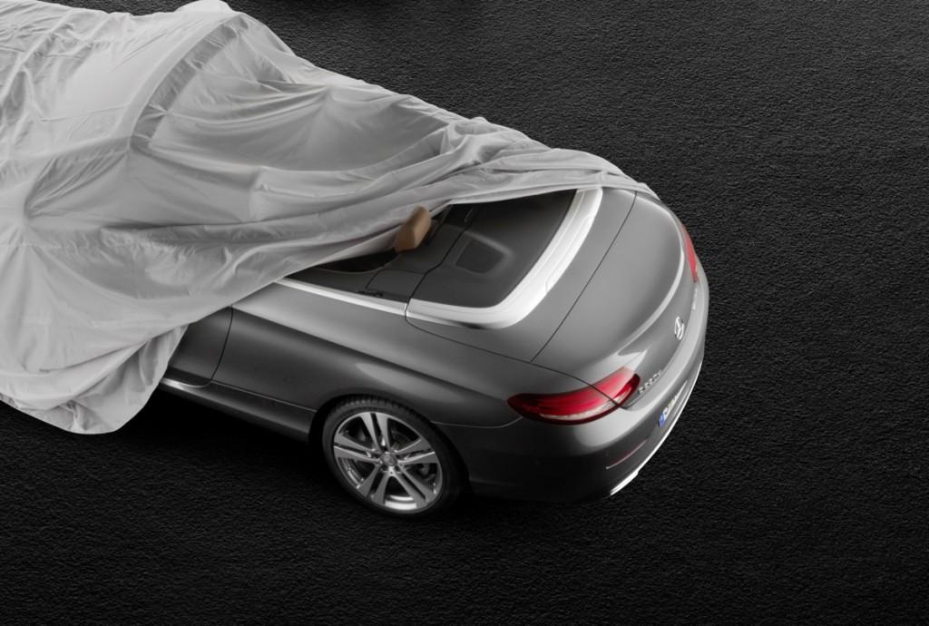 Mercedes C-Klasse Cabriolet