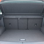 Ausreichend Platz im Kofferraum