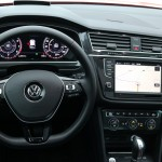Neuer VW Tiguan 2016 Lenkrad
