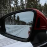 Rückspiegel neuer VW Tiguan