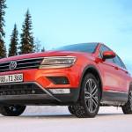 Neuer VW Tiguan Offroad Front