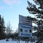 Arvidsjaur - Schweden - Testfahrer-Paradies!