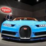 Bugatti Chiron Blog