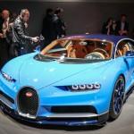 Bugatti Chiron Fotos