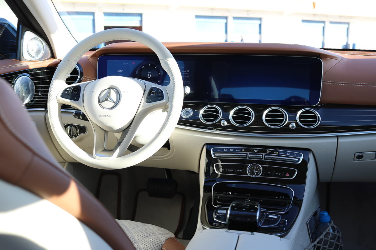 Leise Im Innenraum Mercedes A Klasse