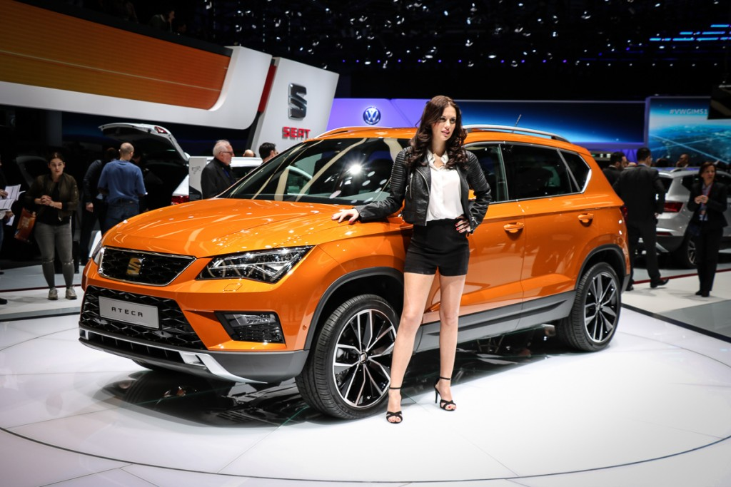 seat ateca 2016 fakten preise fotos interview rad. Black Bedroom Furniture Sets. Home Design Ideas