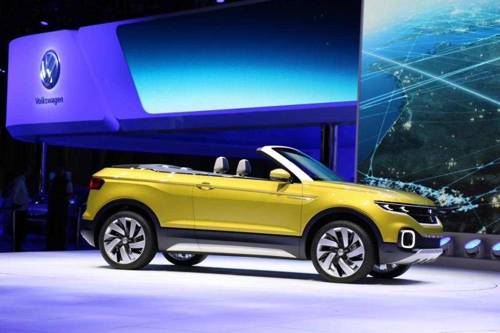 Ein Ausbau der SUV-Palette, wie etwa mit dem VW T-Cross Breeze, sollen den US-Markt erobern