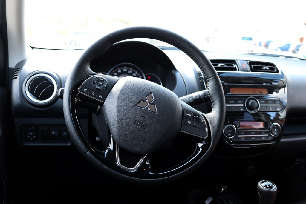2016 Mitsubishi Space Star Test Fahrbericht Kritik Review Meinung Kaufberatung