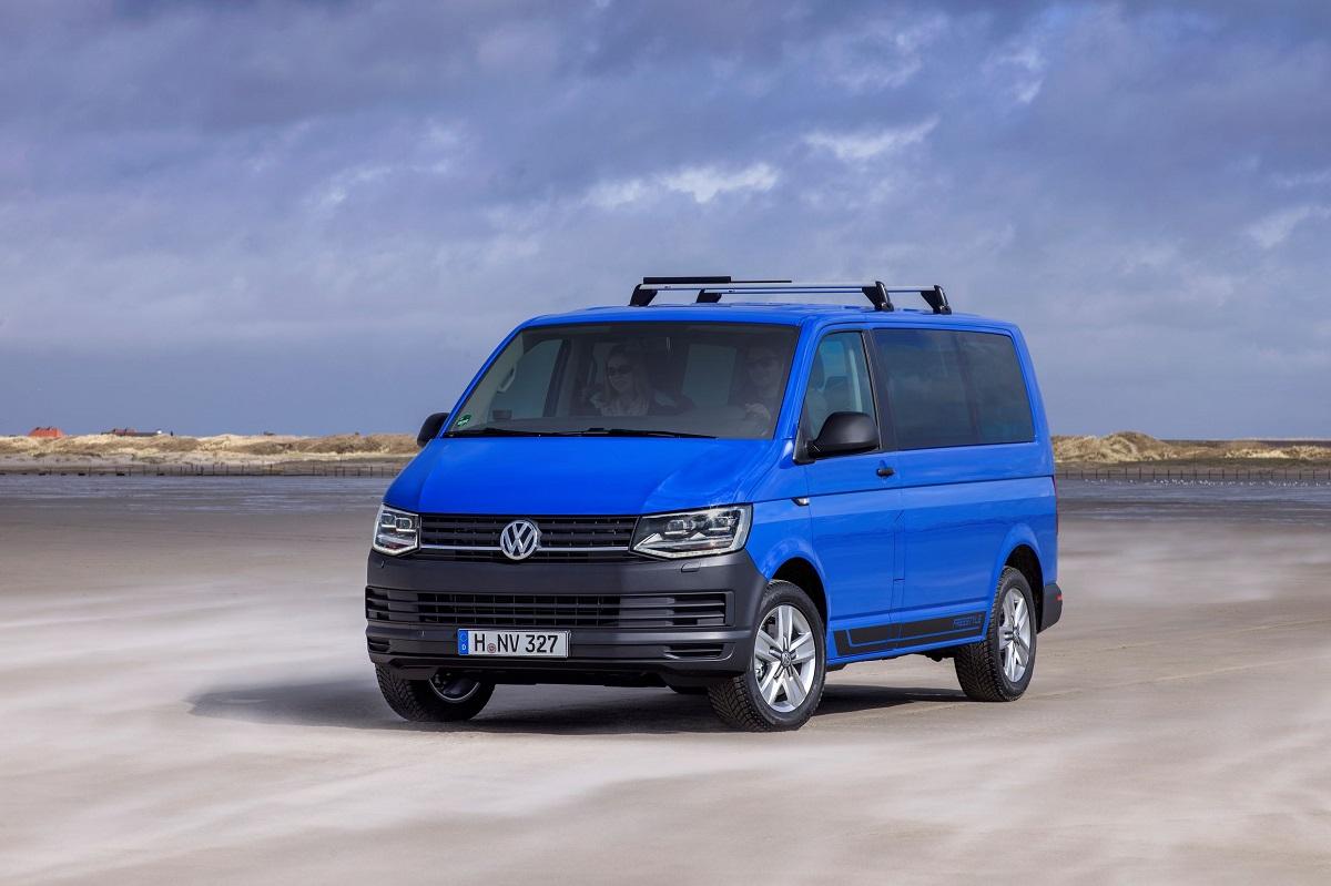 Volkswagen Camper Van 2016 | 2017 - 2018 Best Cars Reviews