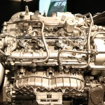 AMG GTR Motor