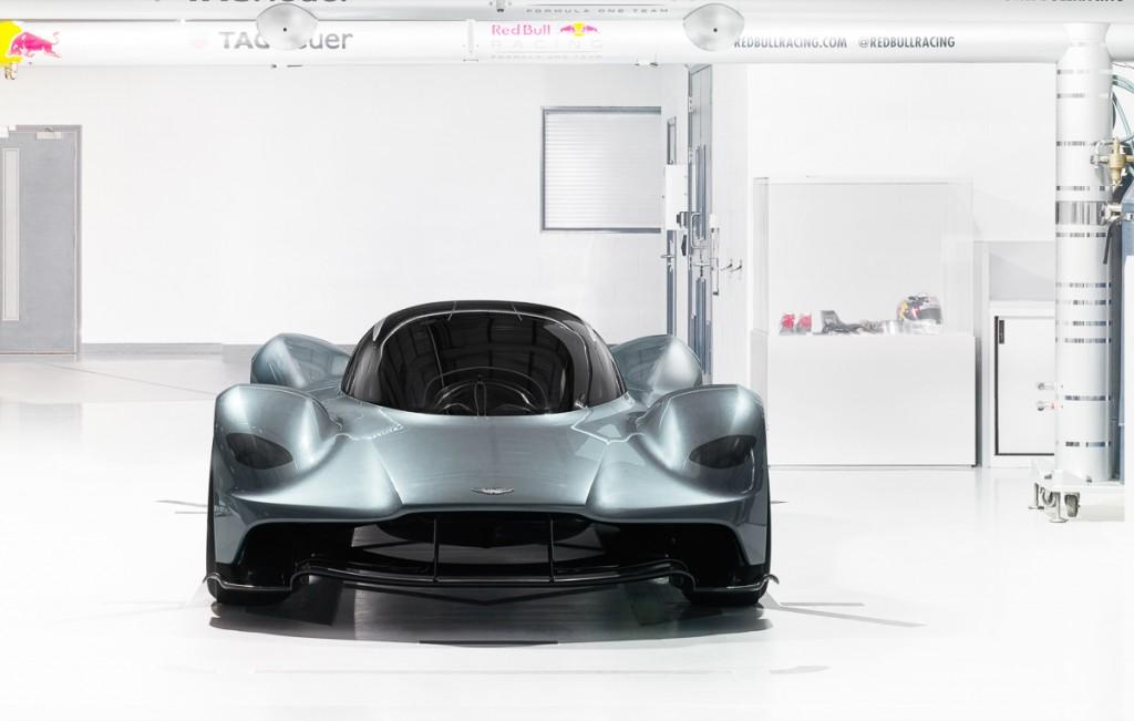 Weltpremiere: AM-RB 001 - Das Hypercar von Aston Martin und Red Bull