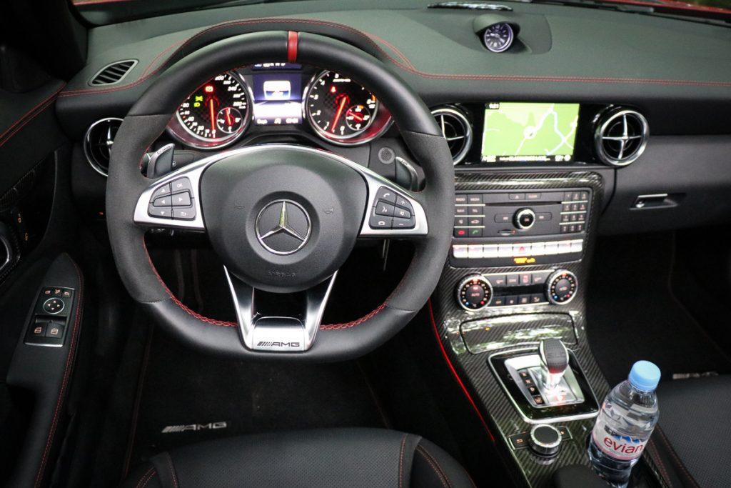 Mercedes-AMG SLC 43 Innenraum