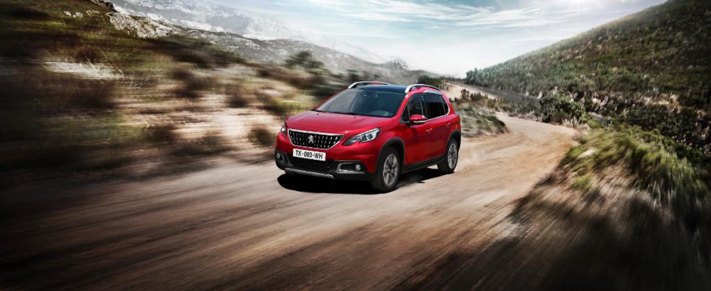 Peugeot 2008 Highlights: Grip Control - i-Cockpit und Mirror