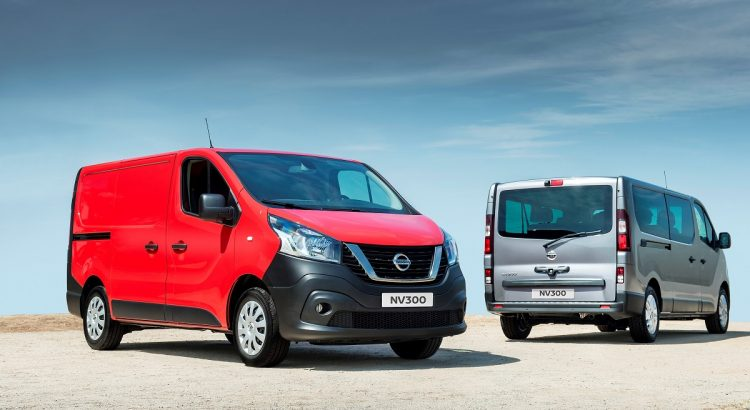 Nissan NV300 Van and Combi