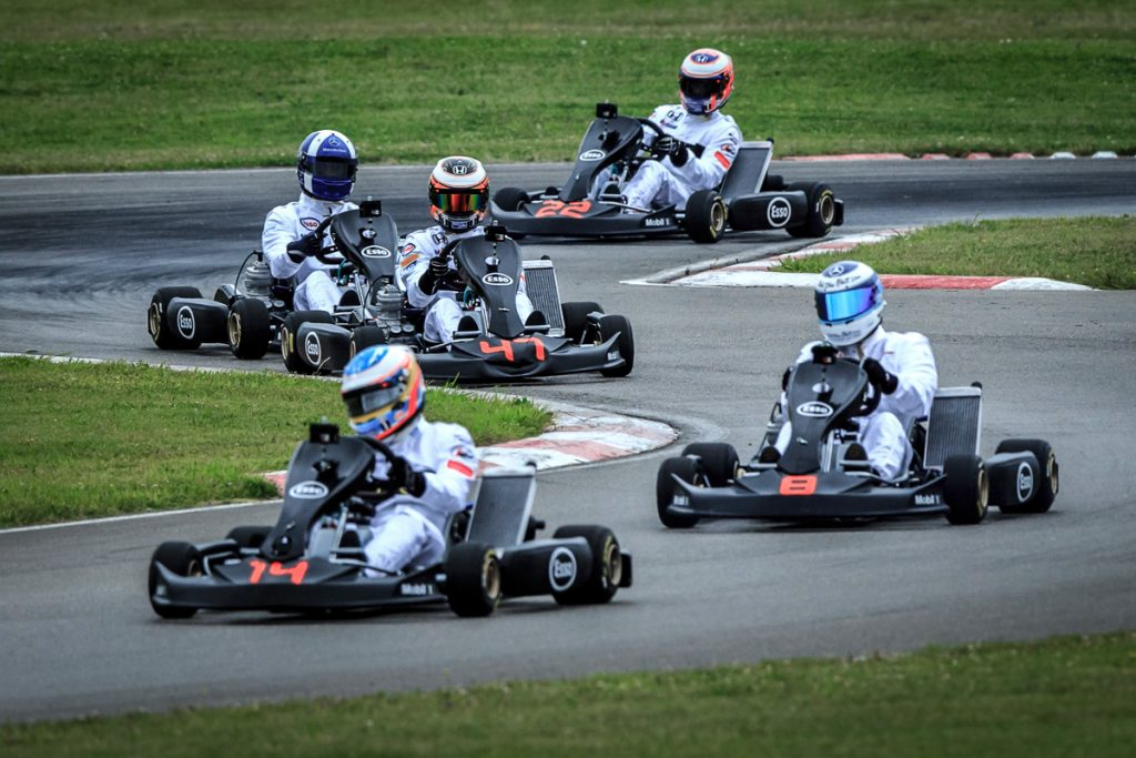 Esso Fuel Your Senses 2016 Karting Race Asturias Spain
