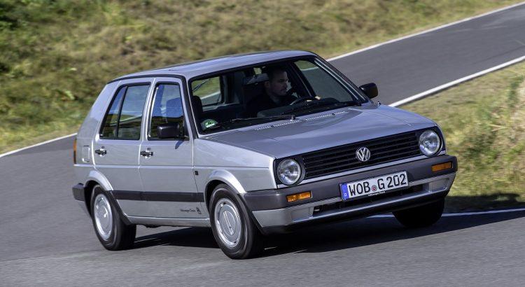 Volkswagen Golf ? zweite Generation