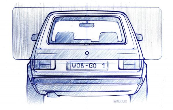 Volkswagen Golf - erste Generation