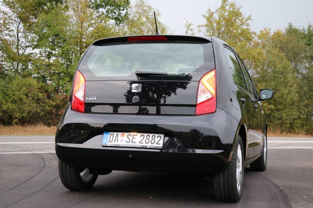 seat mii fahrbericht wie gut ist der spanische kleinwagen wirklich rad. Black Bedroom Furniture Sets. Home Design Ideas