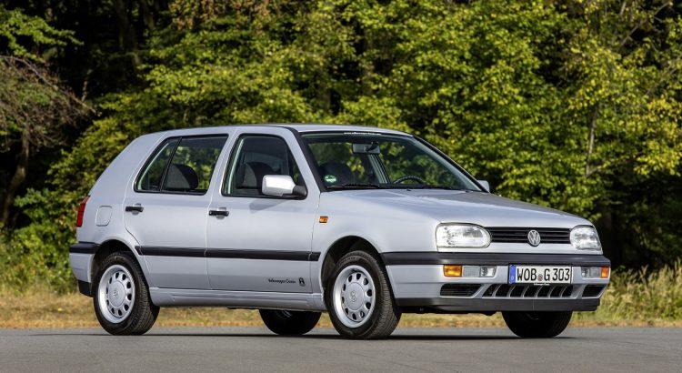 Volkswagen Golf ? dritte Generation
