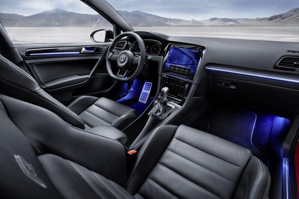 Volkswagen Studie Golf R Touch