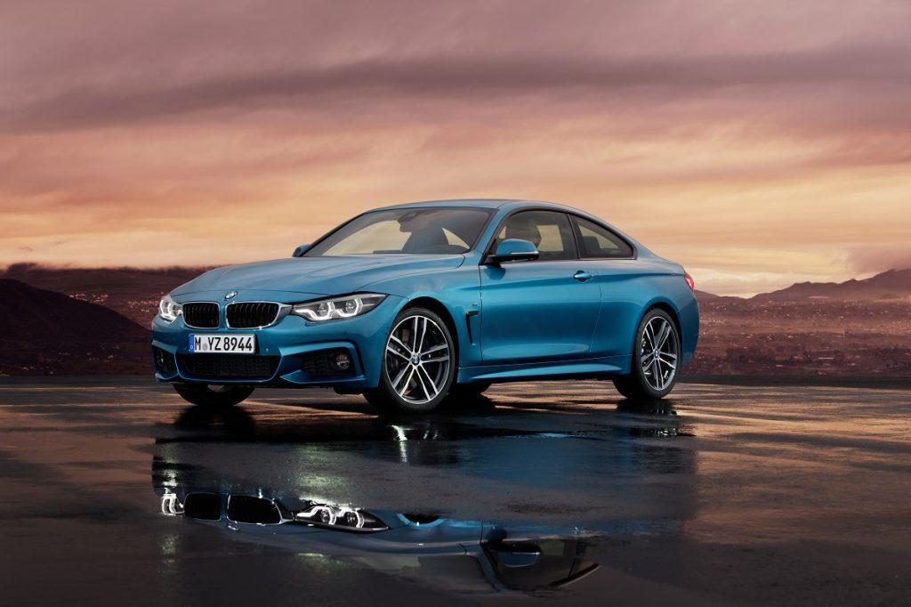 Hübsch und dynamisch: Das Facelift der BMW 4er Baureihe