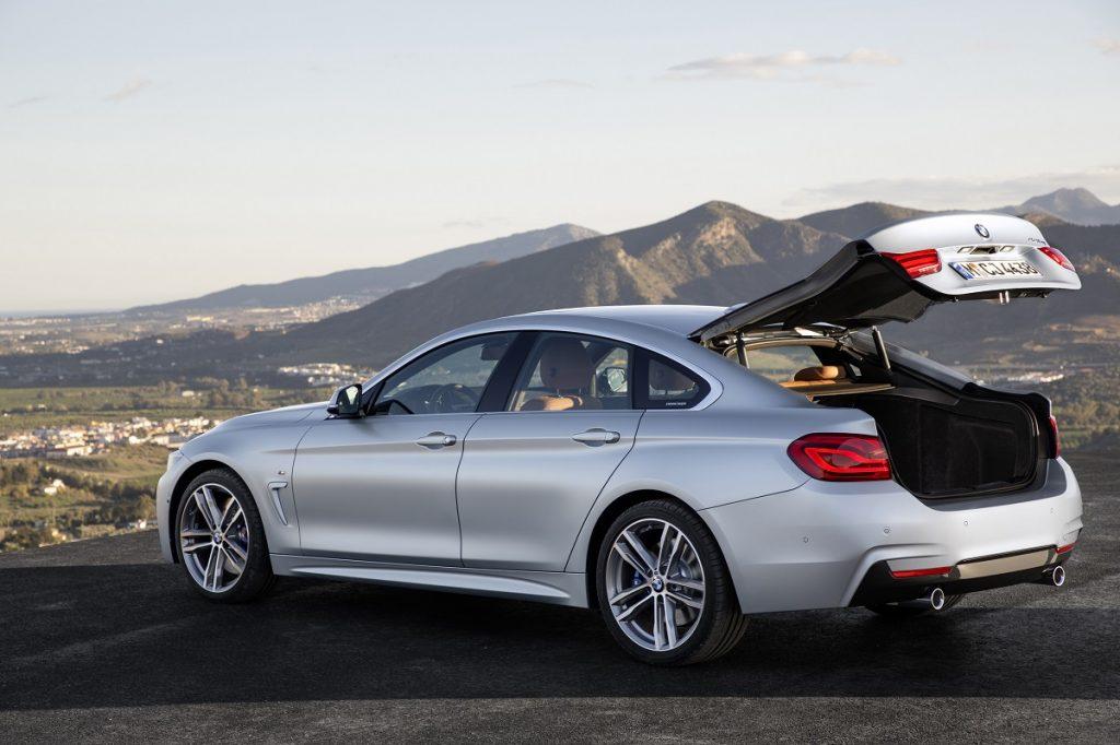 Steigt kleiner ein: Der BMW 4er Gran Coupé startet mit 150 Diesel-PS