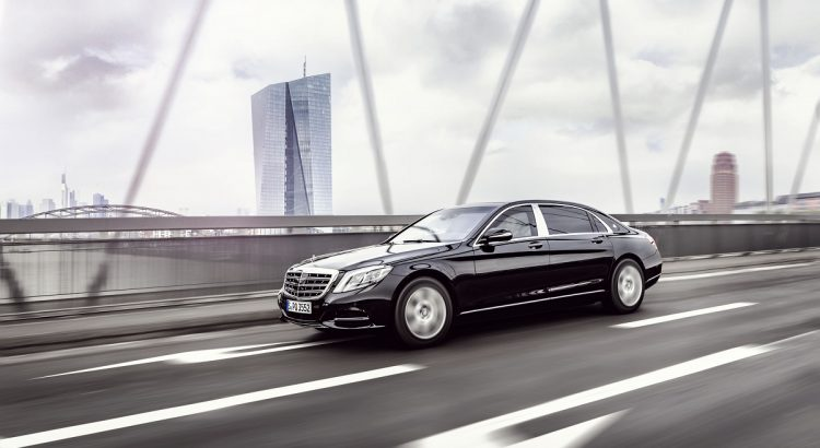 Mercedes-Maybach S 600 Guard ;  Mercedes-Maybach S 600 Guard;