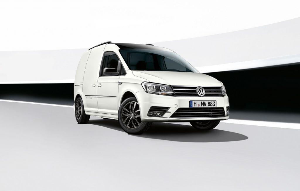 Der Caddy Edition 35 ist als Nutzfahrzeug und als Familien-Van erhältlich