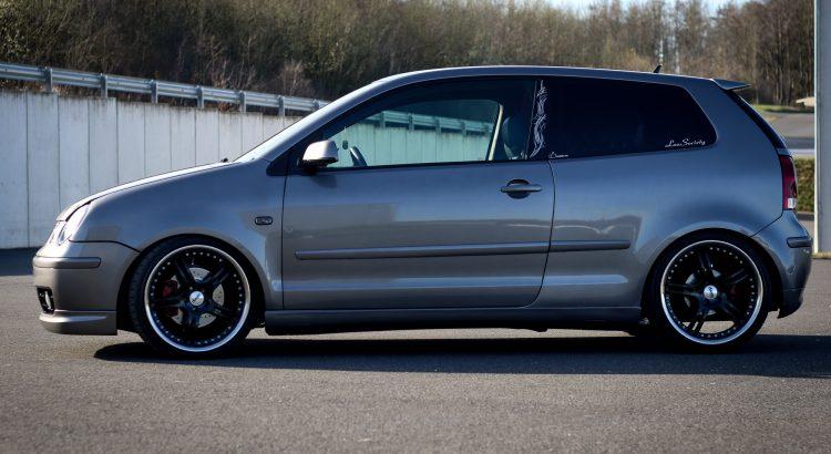 Ausfahrt.TV Tuning - Folge 1 - Der VW Polo 9N von Daniel ...
