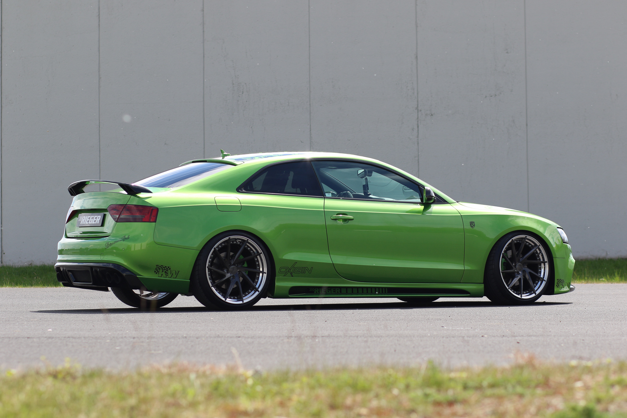 Audi A5 Coup 233 Tuning Ausfahrttv Tuning Folge 08 Rad