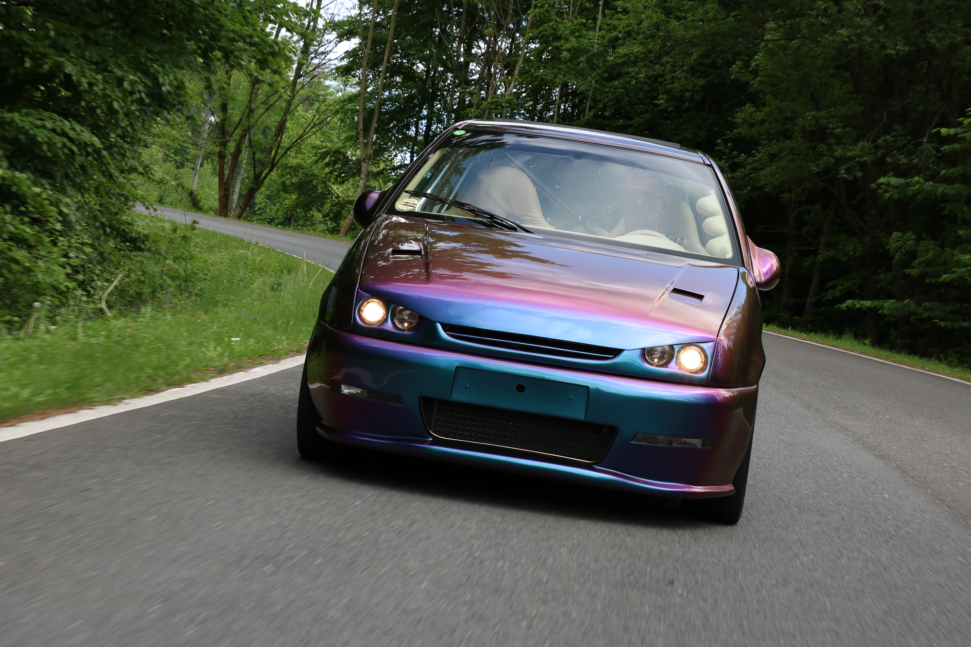 Ausfahrt.TV Tuning - Folge 10: VW Polo 6N VR6 Tuning inkl ...