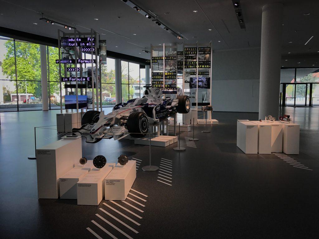 ZF Forum Friedichshafen Formel 1