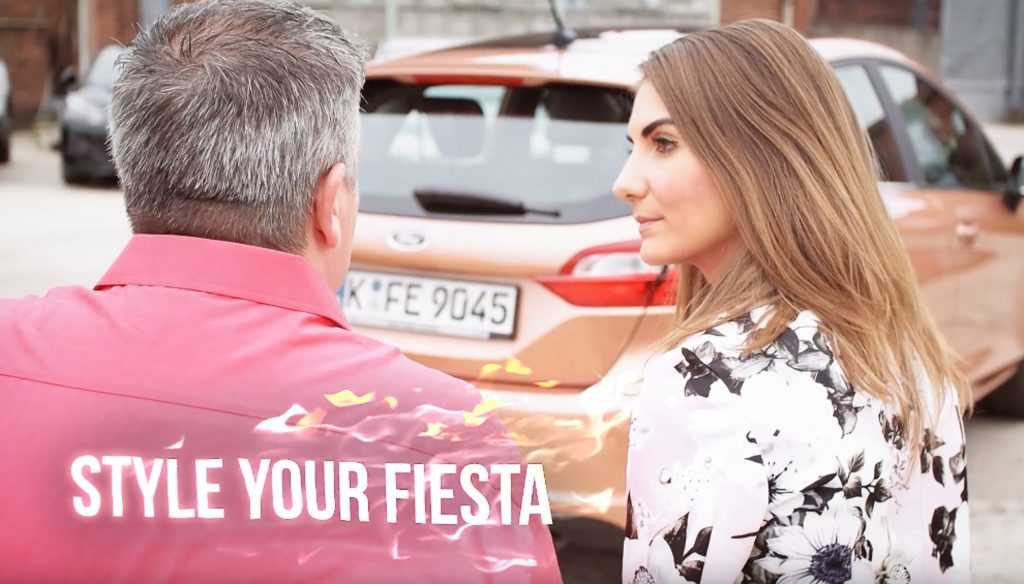Der neue Ford Fiesta - Style your Fiesta