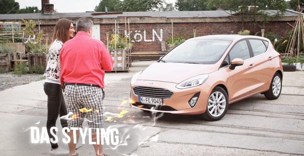 Der neue Ford Fiesta - Das Styling