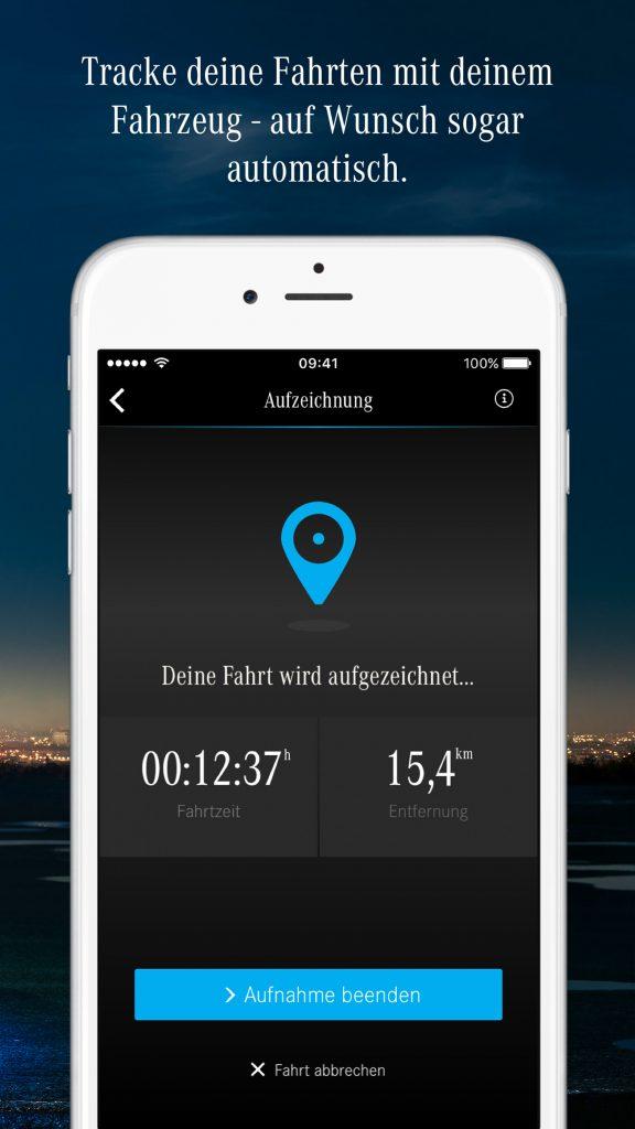 Fahrten digital aufzeichnen mit der EQ Ready App