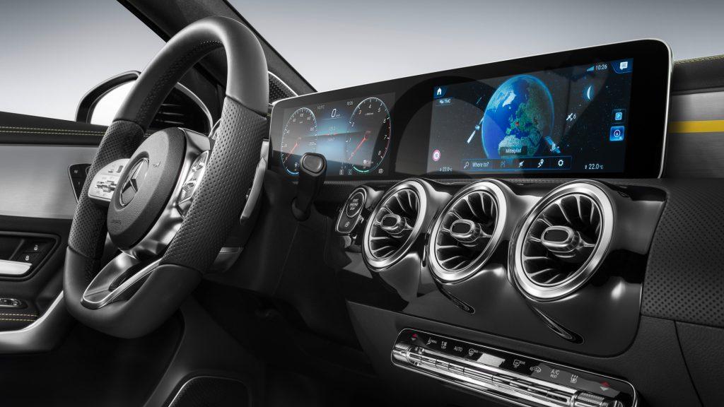 2018 Mercedes-Benz A-Klasse W177 Digital ist die Zukunft!