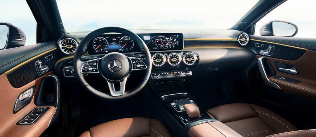 2018 Mercedes-Benz A-Klasse W177 Innenraum