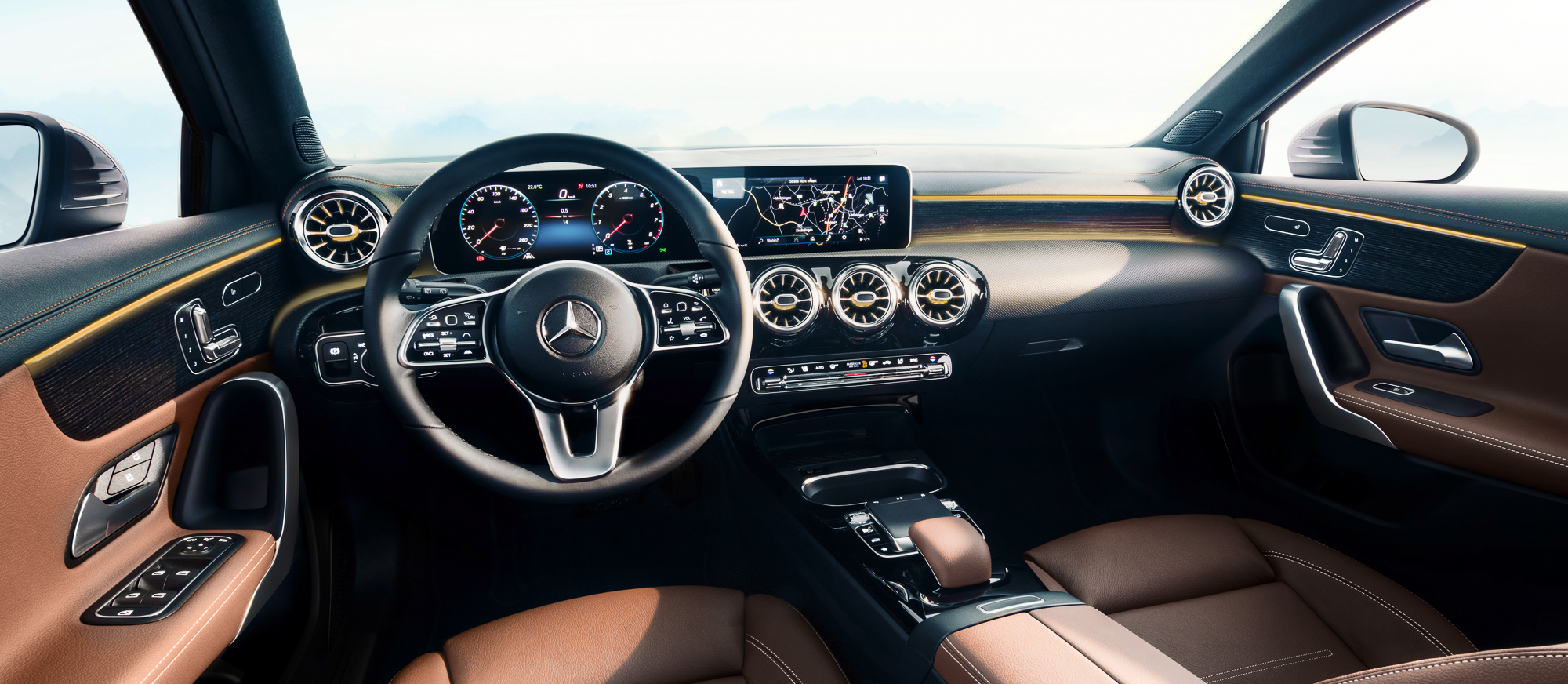 i bims die neue mercedes benz a klasse w177 video rad. Black Bedroom Furniture Sets. Home Design Ideas