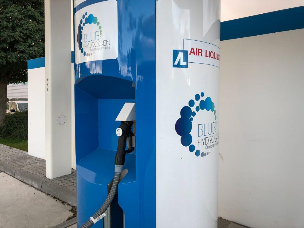 Wasserstoff-Tankstelle NRW