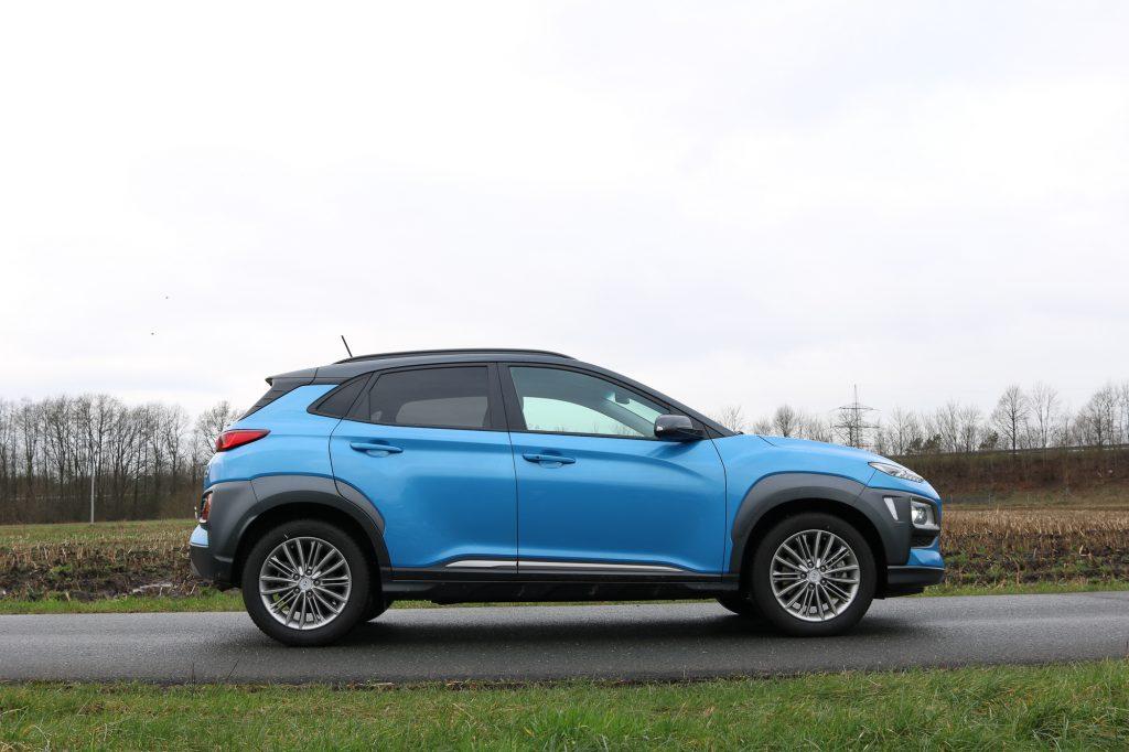 Hyundai Kona Fahrbericht