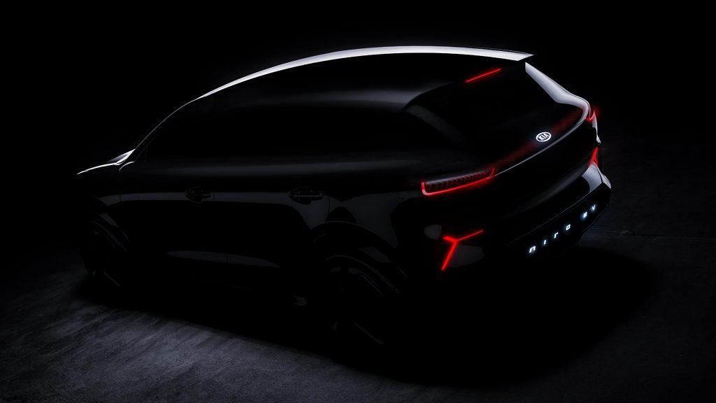 2018 KIA NIRO EV - Elektrofahrzeug Studie - CES 2018