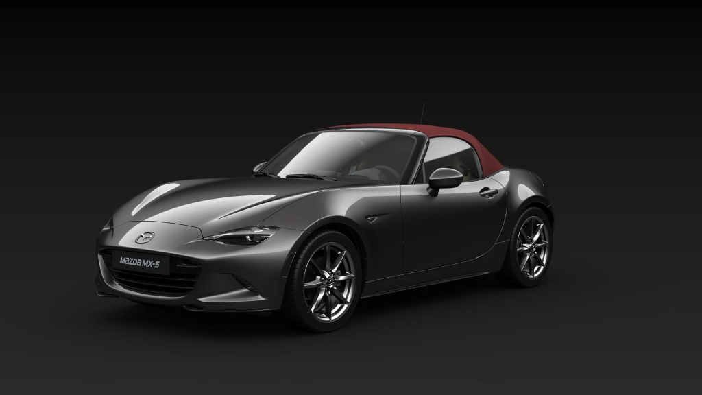 Mazda MX-5 Sakura Sondermodell