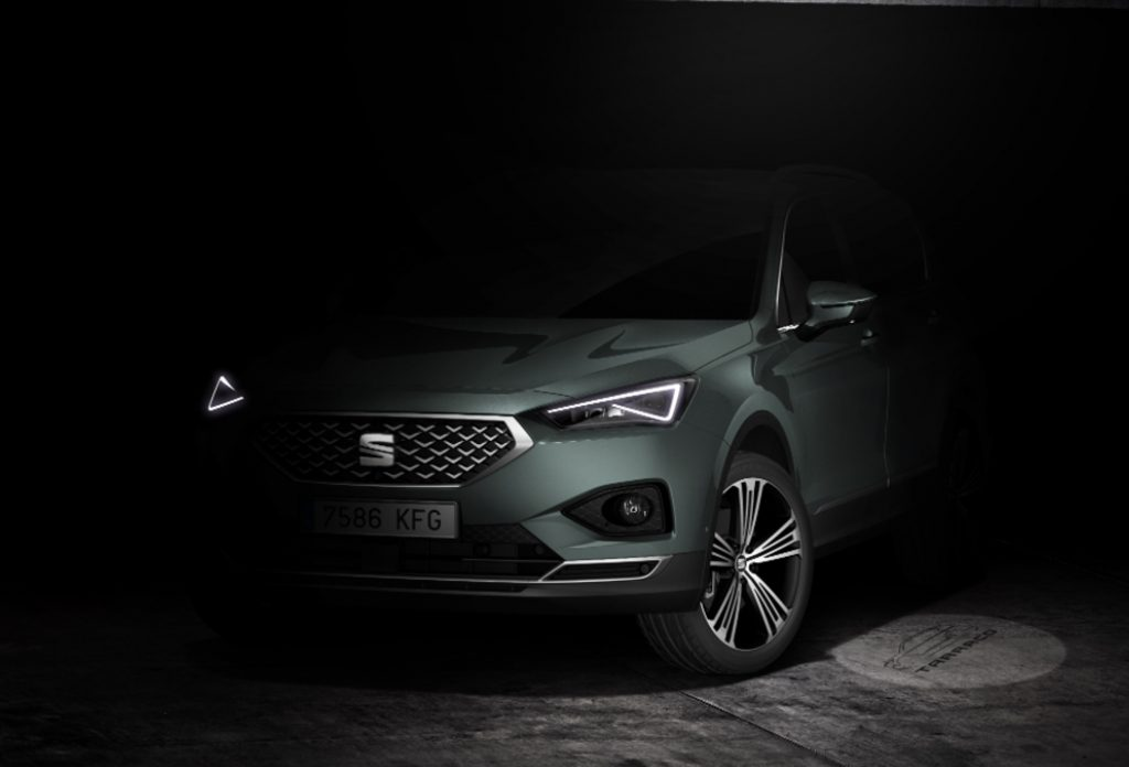 SEAT SUV Nummer 3: Der 2018 SEAT Tarraco!