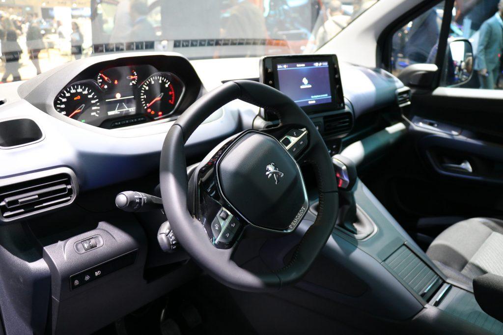 Peugeot Rifter Sitzprobe