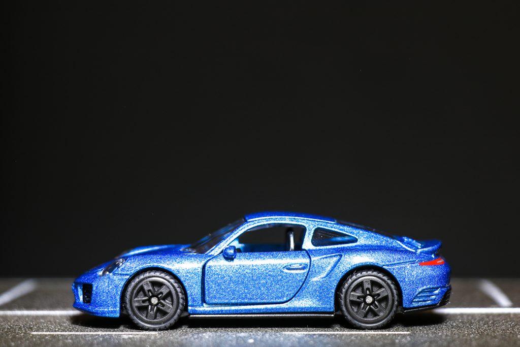 SIKU Porsche 911 Turbo S