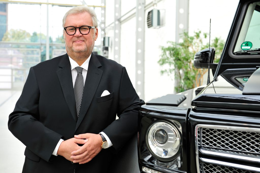 Prof. h.c. Bodo Buschmann - Nachruf
