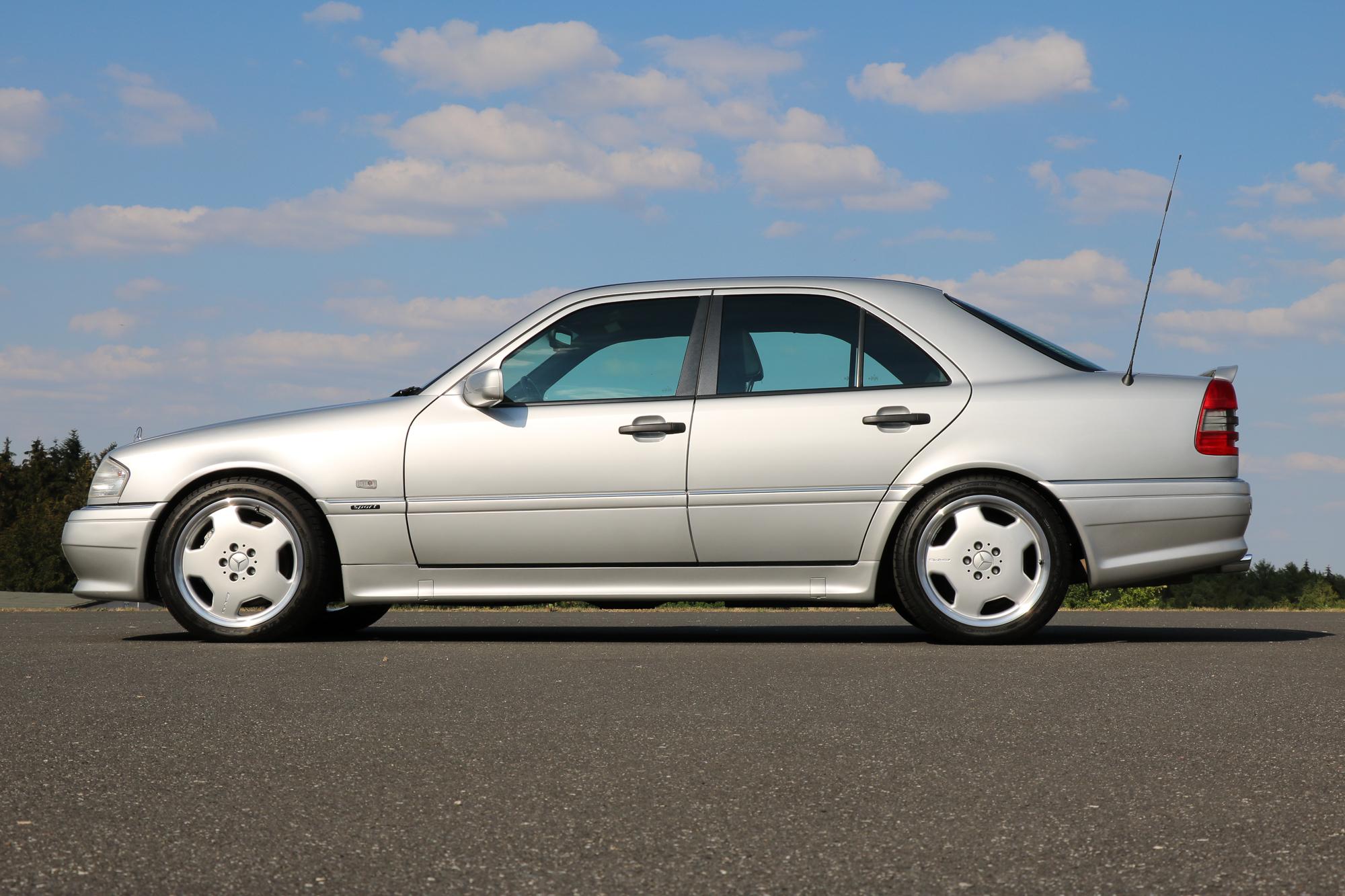 Kaufberatung: Mercedes-Benz C36 AMG (1994) - Rostlöser