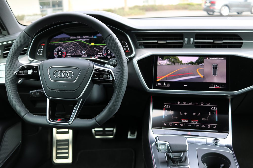 2019 audi a6 avant 50 tdi quattro fahrbericht test. Black Bedroom Furniture Sets. Home Design Ideas