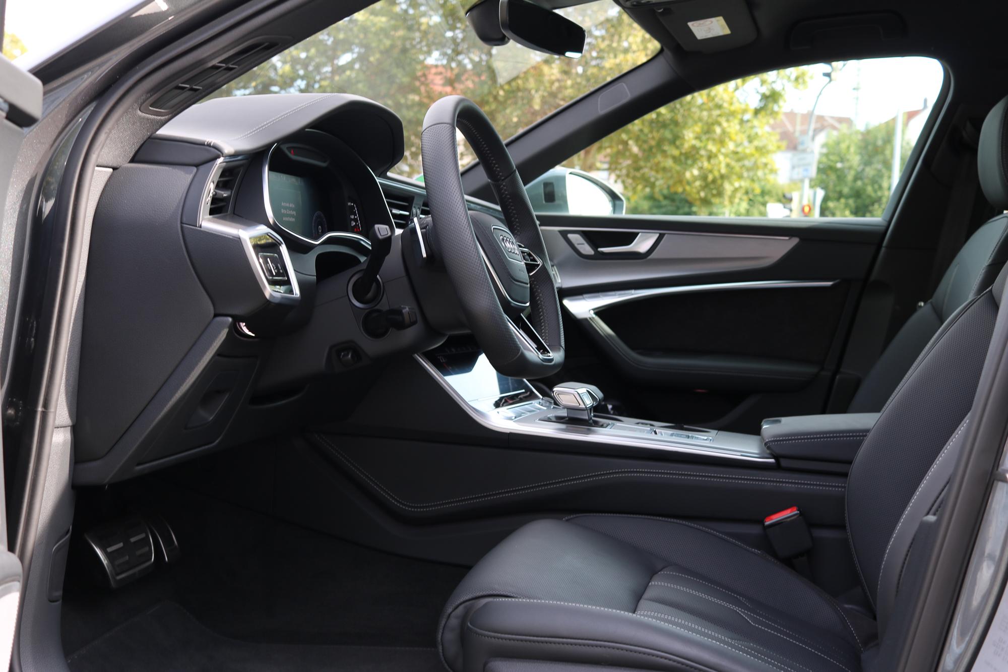 2019 Audi A6 Avant 50 Tdi Quattro Fahrbericht Test Review Rad
