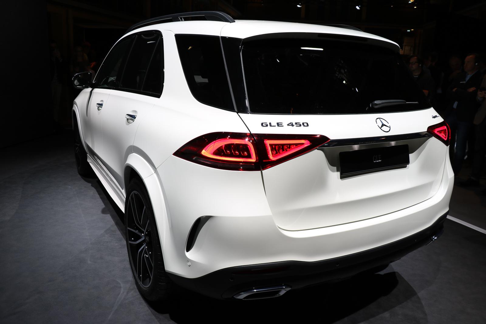 2019 mercedes-benz gle - sitzprobe im neuen mercedes gle 450! | rad